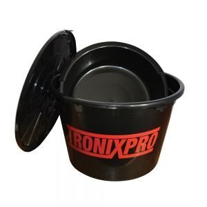 Tronixpro Bucket Tray And Lid 27l