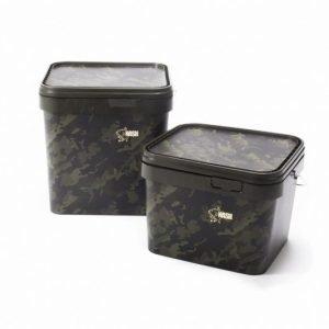Nash Rectangle Bait Bucket 5 Litre