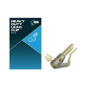 Heavy Duty Lead Clip Tail Rubbers