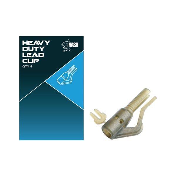 Heavy Duty Lead Clips
