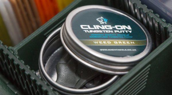 Nash Clingon Tungsten Putty Gravel / Clay