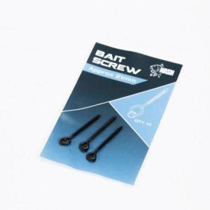 Nash Bait Screw 21mm Black