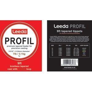 Leeda Profil Casts Dryfly 7lb