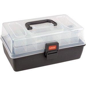 Leeda 2 Tray Cantilever Box