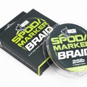 Nash Spod / Marker Braid 25lb Green
