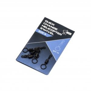 Nash Quick Change Heli - Swivels