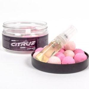 Nash Citruz 12mm Pink Pop Ups