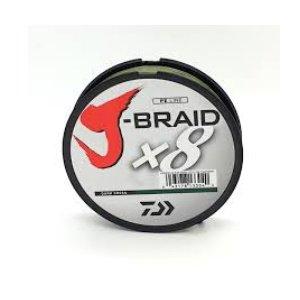 Daiwa J-Braid 0.10 13lb 300m Dg