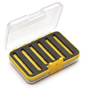 Leeda Profil Pro Fly Box Yellow