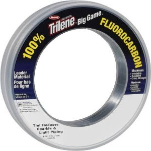 Berkley  Fluoro Leader 20lb 100yd Clear