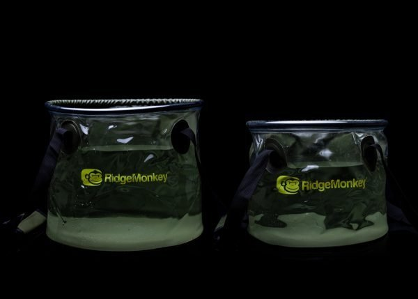 Ridge Monkey 15ltr Perspective Collapsible Water Bucket