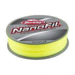Berkley Nanofil 0.12 Chart 270m 15lb