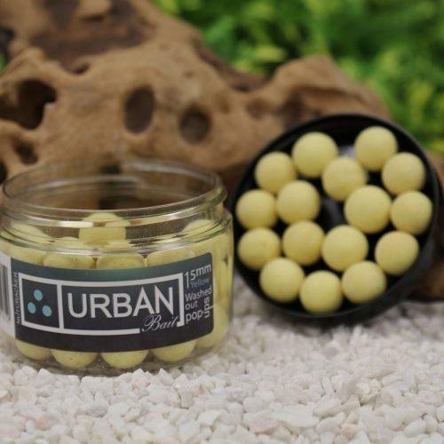 Urban Nutcracker 15mm Pop Ups Yellow