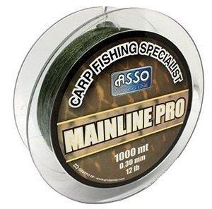 Asso Mainline Pro 16lb Brown 1000m