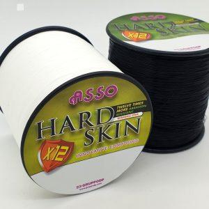 Asso Hard Skin Black 20lb 4oz Spool