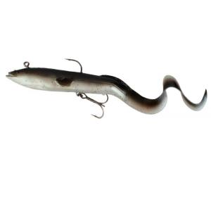 Savage Gear 3d Real Eel Olive Pearl 80g/30cm