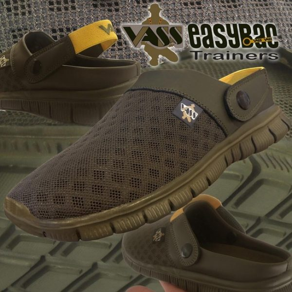 Vass Easy-Bac Trainer Size 8.5