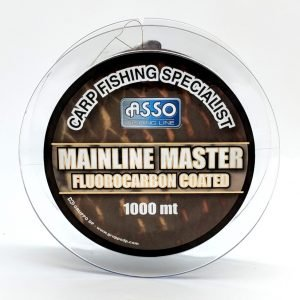 Asso Mainline Master 16lb Brown 1000m