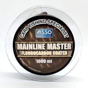 Asso Mainline Master 12lb Green 1000m