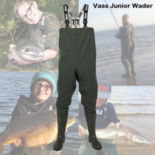 Vass Chest Waders Junior 5