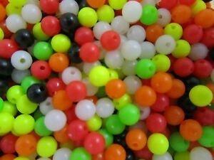 8mm Sea Beads Green