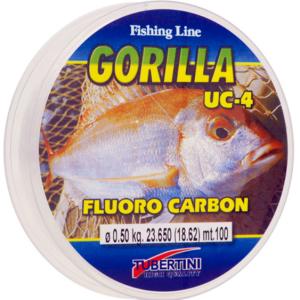 Tubertini Gorilla Uc-4 Fluoro Carbon 0.30