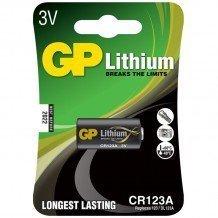 Gp Cr123a Lithium