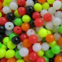 5mm Sea Beads Black