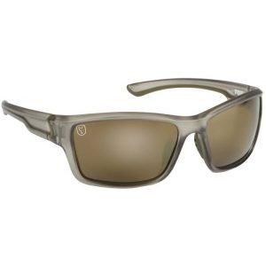 Fox Avius Wraps Trans Khaki Sunglasses
