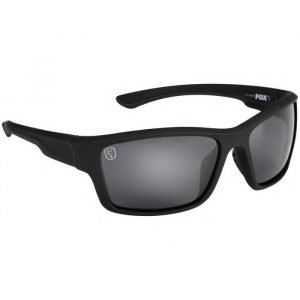 Fox Avius Wraps Matt Black Sunglasses
