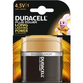 Duracell Plus 4.5v Battery