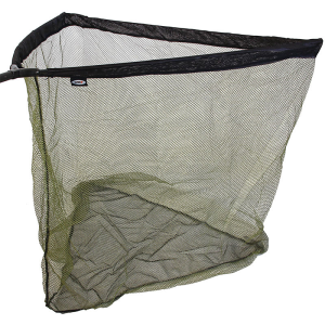 """NGT 36"""" Specimen Net - Two-Tone Mesh with Metal 'V' Block and Stink Bag"""