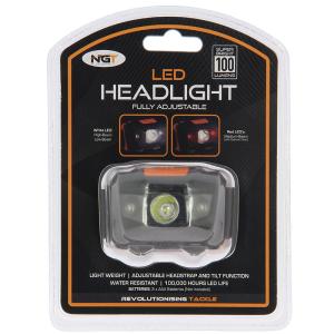 NGT CREE LED Light - 100 Lumens AAA operated Light