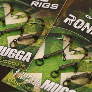 Gardner Ronnie Rigs Size 4 Barbless