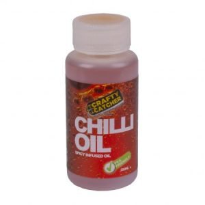 Crafty Catcher Chilli Oil 250ml