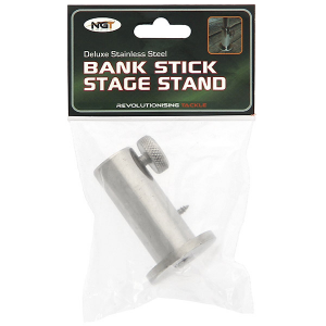 NGT Stagestand - Stainless Steel