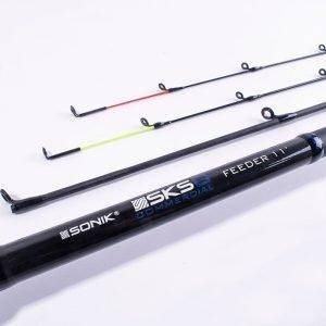 Sonik SKSC Commercial 9ft Feeder Rod