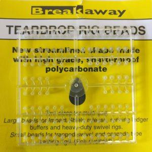 Breakaway Teardrop Rig Beads